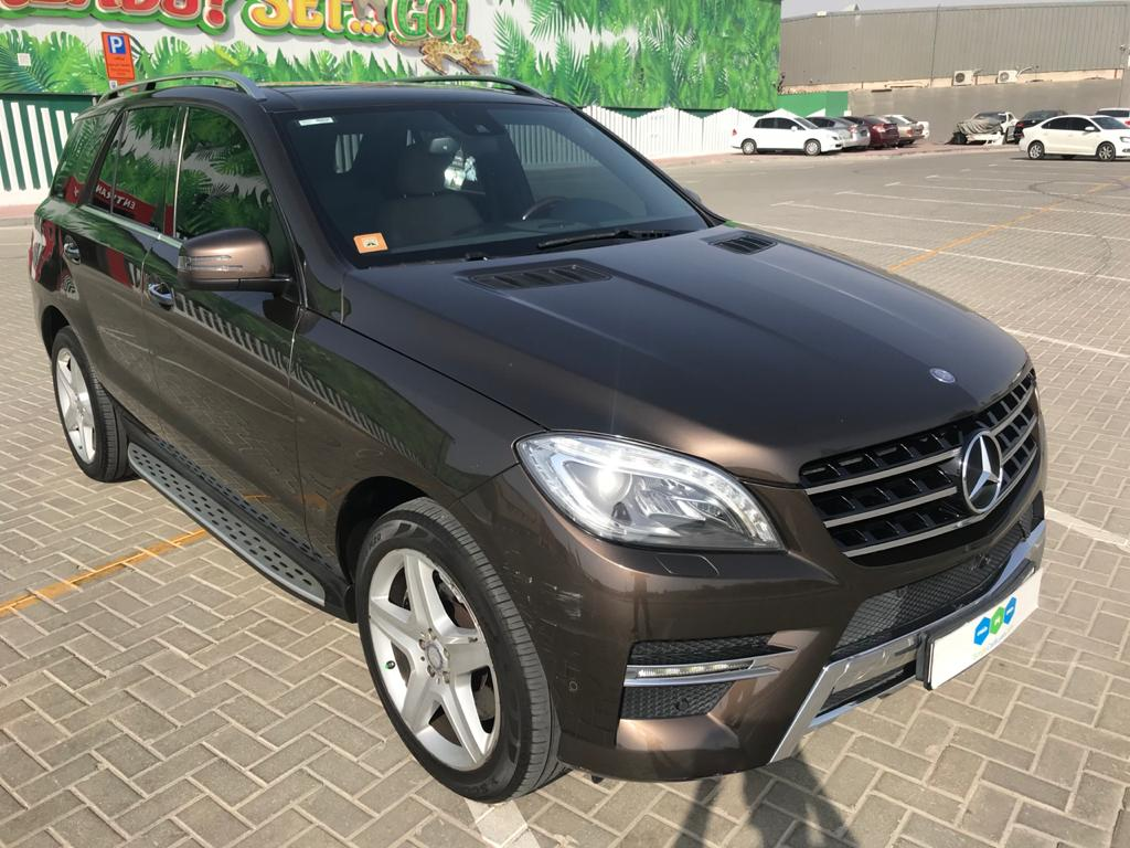 Used Mercedes-Benz ML 400 2015 For Sale In Dubai