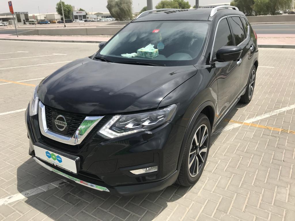 Used Nissan X-Trail 4WD SL 2020 For Sale In Dubai