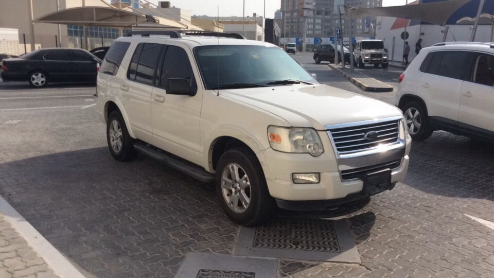 Used Ford Explorer 2010 For Sale In Dubai