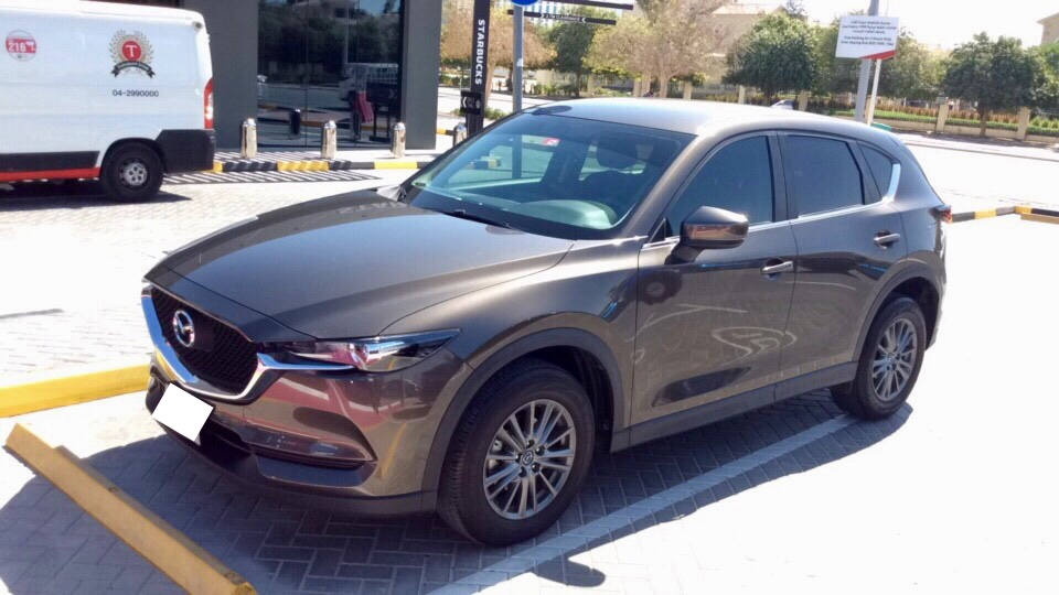 Used Mazda CX5 GS FWD 2018 For Sale In Dubai