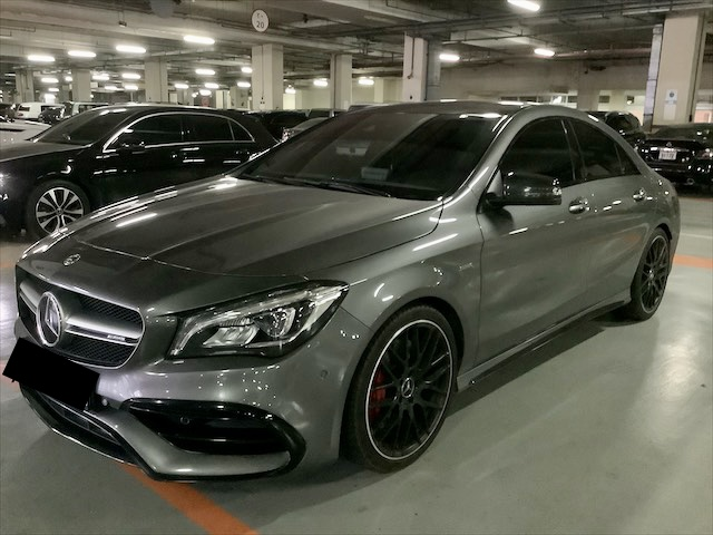 Used Mercedes-Benz CLA 45 AMG 2018 For Sale In Dubai
