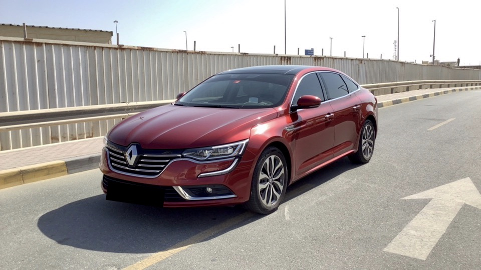 Used Renault Talisman 1.6T 2018 For Sale In Dubai