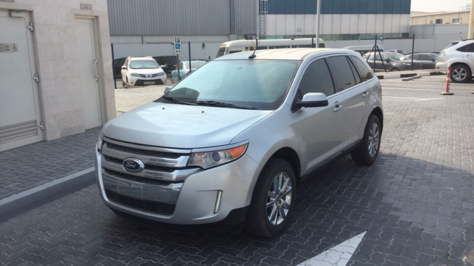 Used Ford Edge 3.5L Limited 2013 For Sale In Dubai