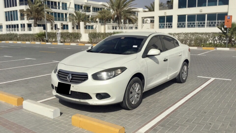 Used Renault Fluence 1.6L 2014 For Sale In Dubai
