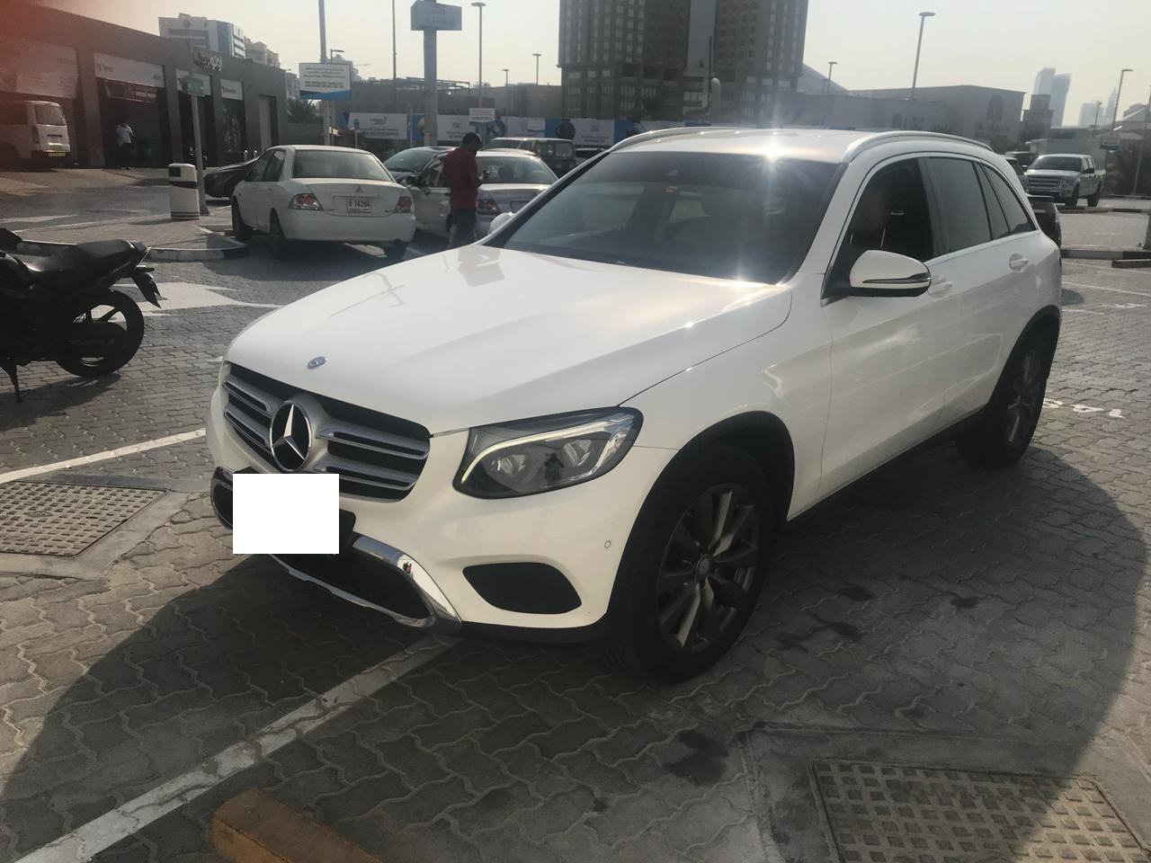 Used Mercedes-Benz GLC 250 2016 For Sale In Dubai