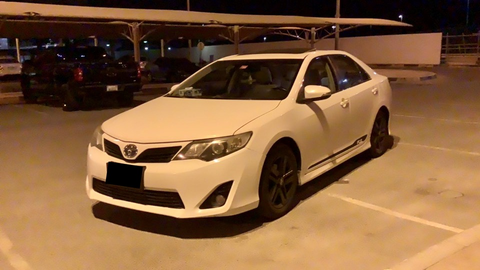 Used Toyota Camry RZ 2015 For Sale In Dubai