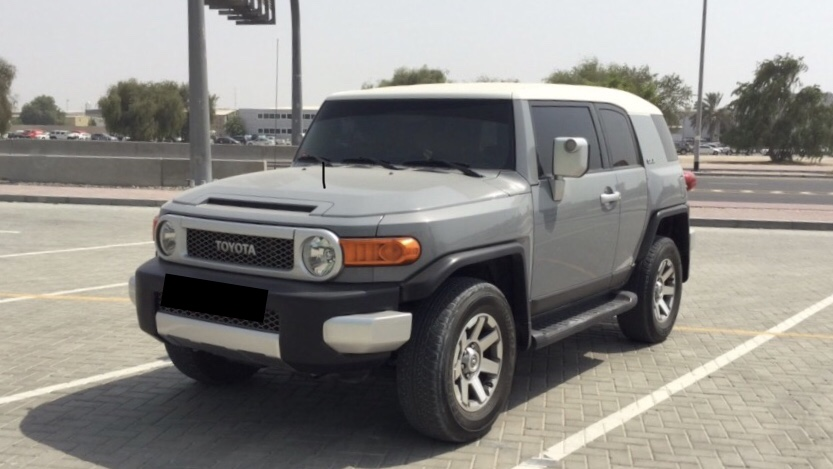 Used Toyota FJ Cruiser GXR 2018 For Sale In Dubai