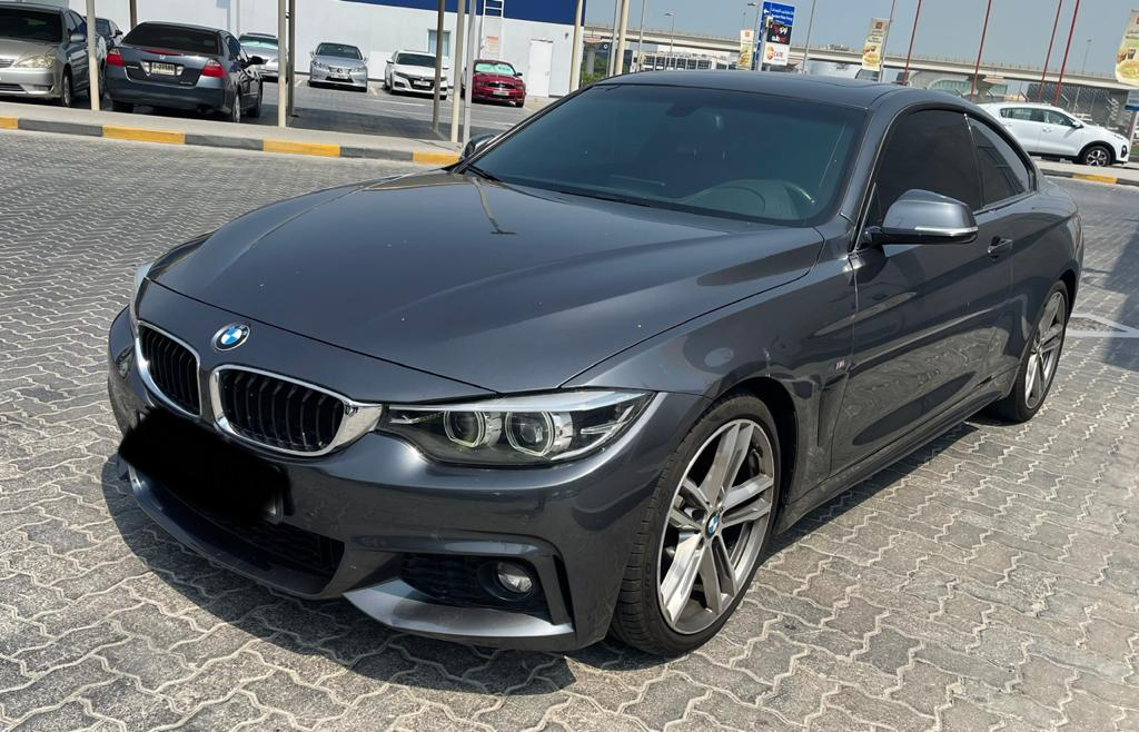 Used BMW 420i Coupe 2018 For Sale In Dubai