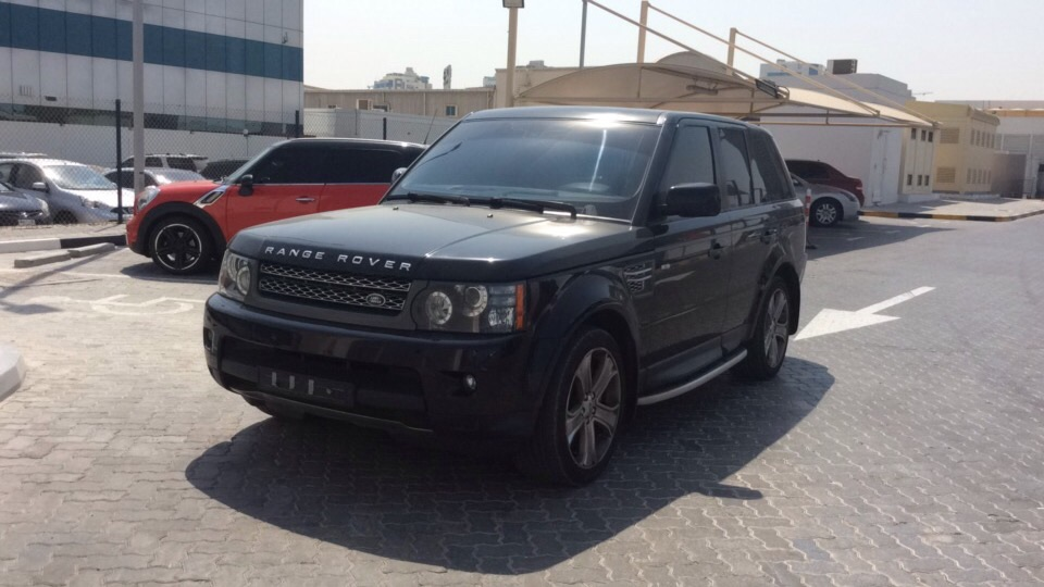 Used Land Rover Range Rover Sport Supercharge 2010 For Sale In Dubai