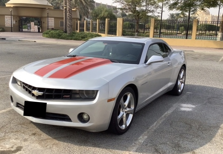 Used Chevrolet Camaro RS Coupe 2013 For Sale In Dubai