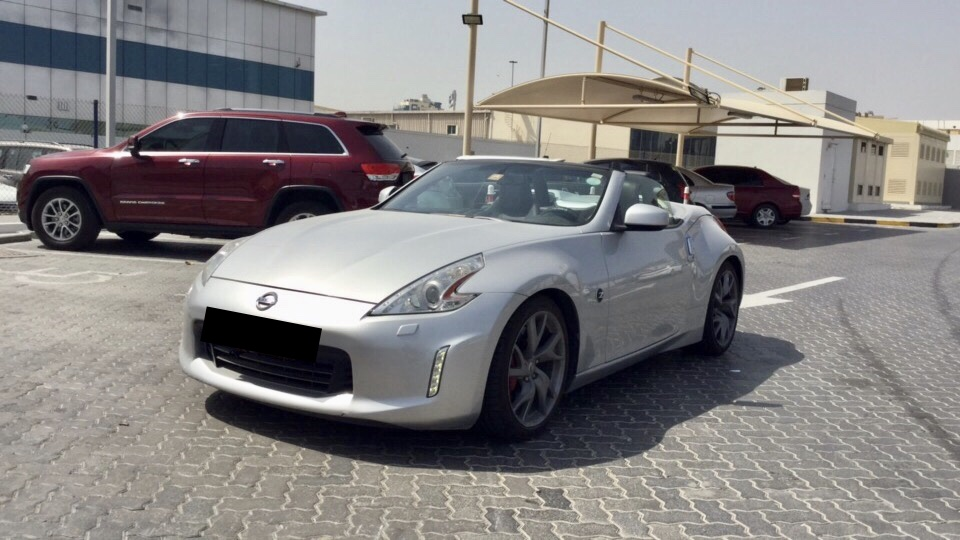 Used Nissan 370Z Coupe 2013 For Sale In Dubai