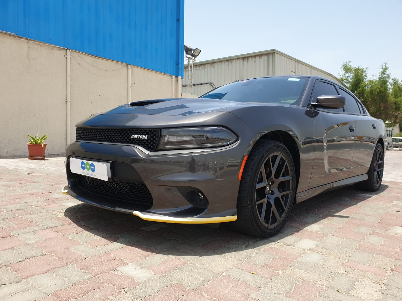 Used Dodge Charger 5.7 RT 2019 For Sale In Dubai