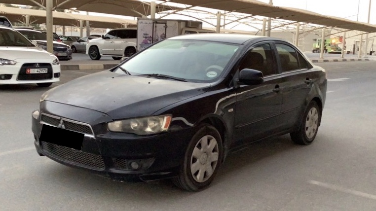 Used Mitsubishi Lancer EX 1.6L 2009 For Sale In Dubai