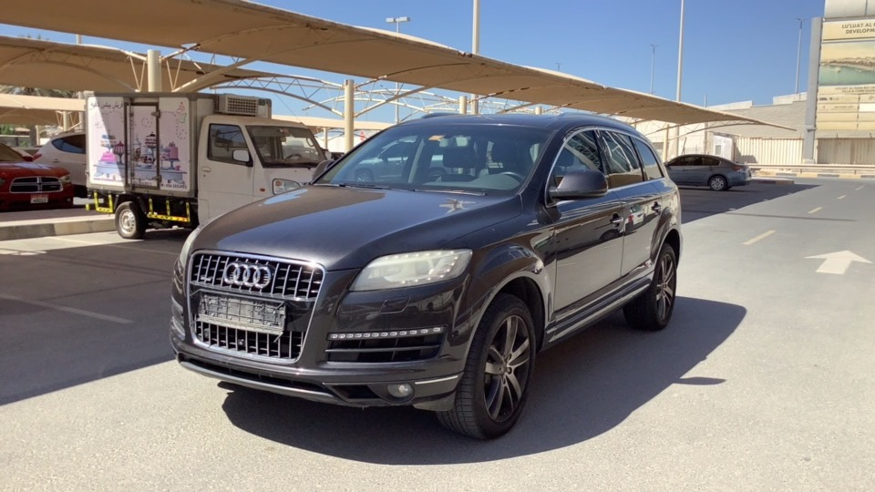 Used Audi Q7 3.0L V6 4x4 2015 For Sale In Dubai