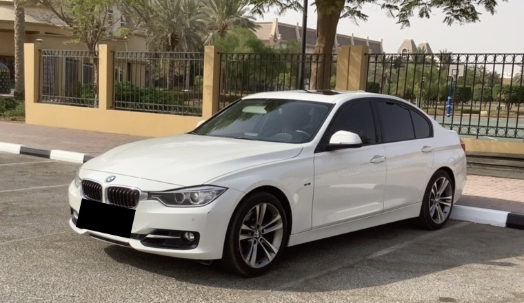 Used BMW 328i 2014 For Sale In Dubai