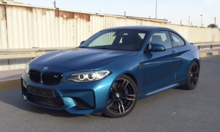 Used BMW M2 2017 For Sale In Dubai