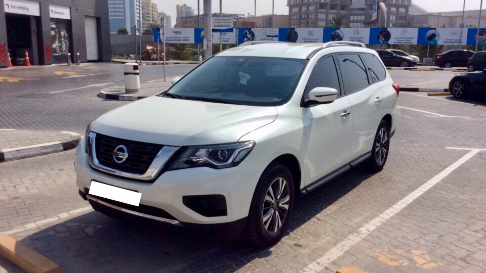 Used Nissan Pathfinder S 4WD 2018 For Sale In Dubai