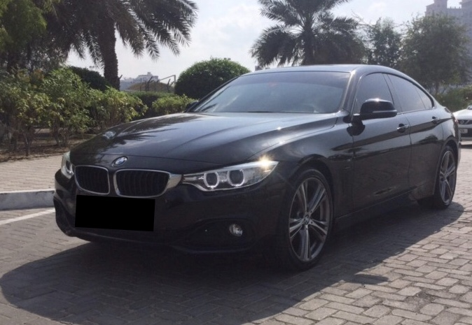 Used BMW 428i Gran Coupe 2015 For Sale In Dubai