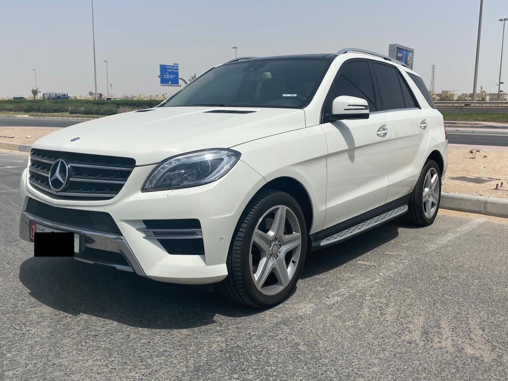 Used Mercedes-Benz ML 350 AMG 2013 For Sale In Dubai
