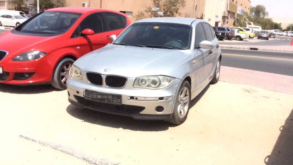 Used BMW 118i 2006 For Sale In Dubai