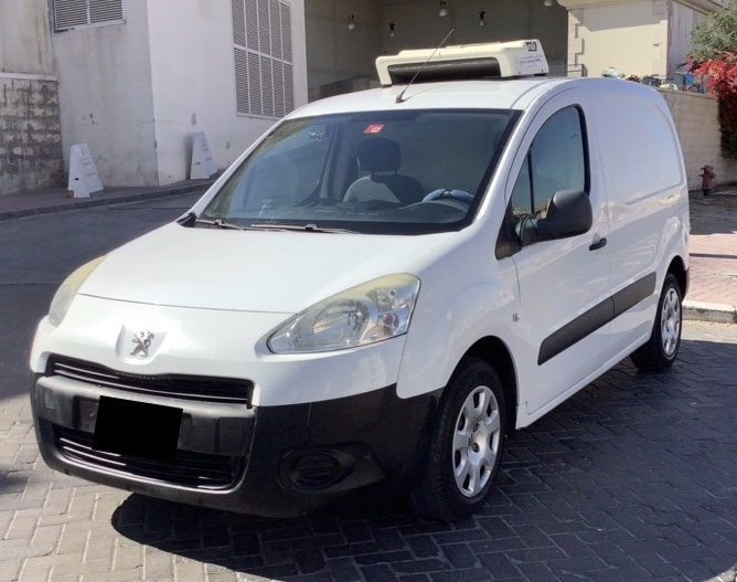 Used Peugeot Partner 2015 For Sale In Dubai