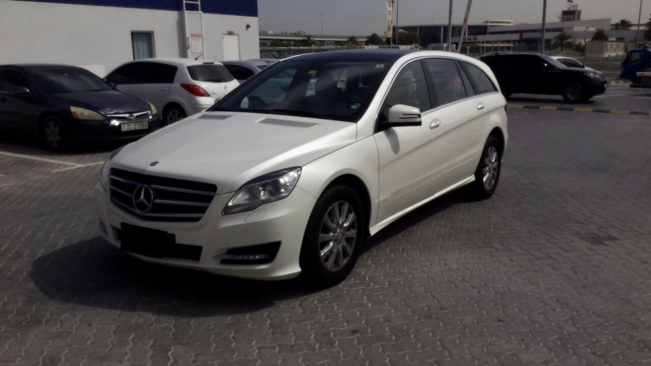 Used Mercedes-Benz R 300 2012 For Sale In Dubai