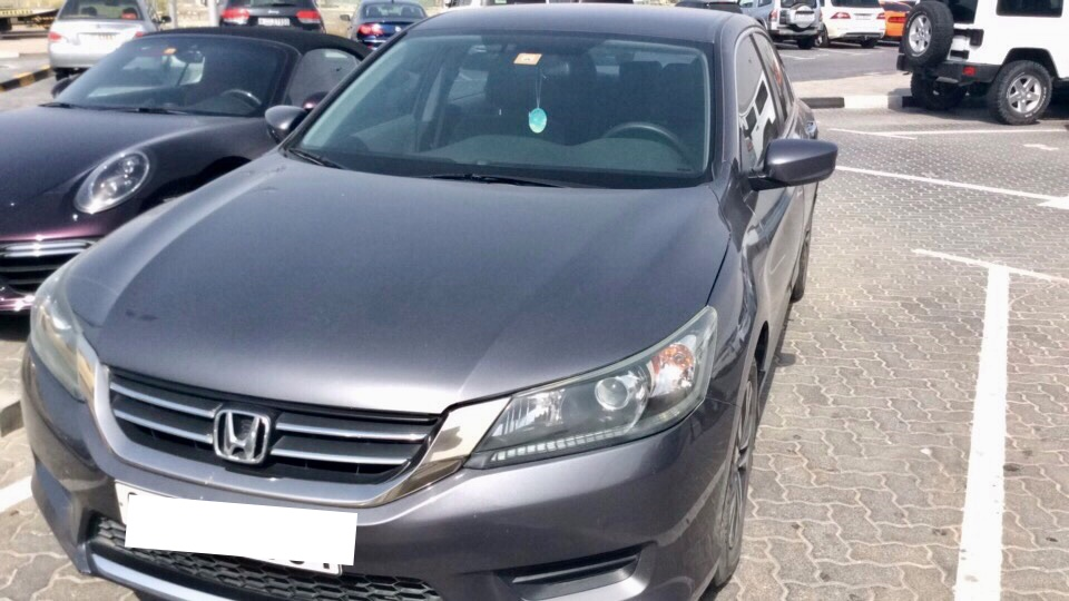 Used Honda Accord 2.4 EX 2013 For Sale In Dubai