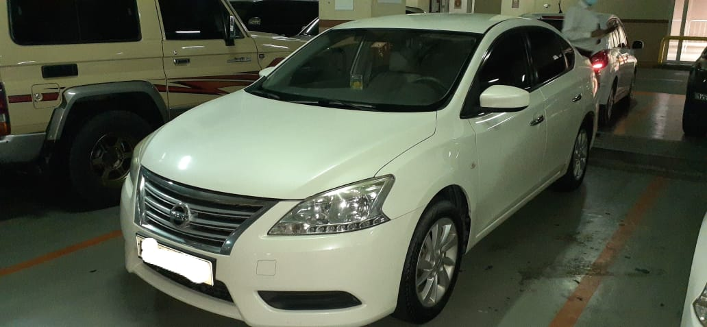 Used Nissan Sentra 1.6 S 2016 For Sale In Dubai