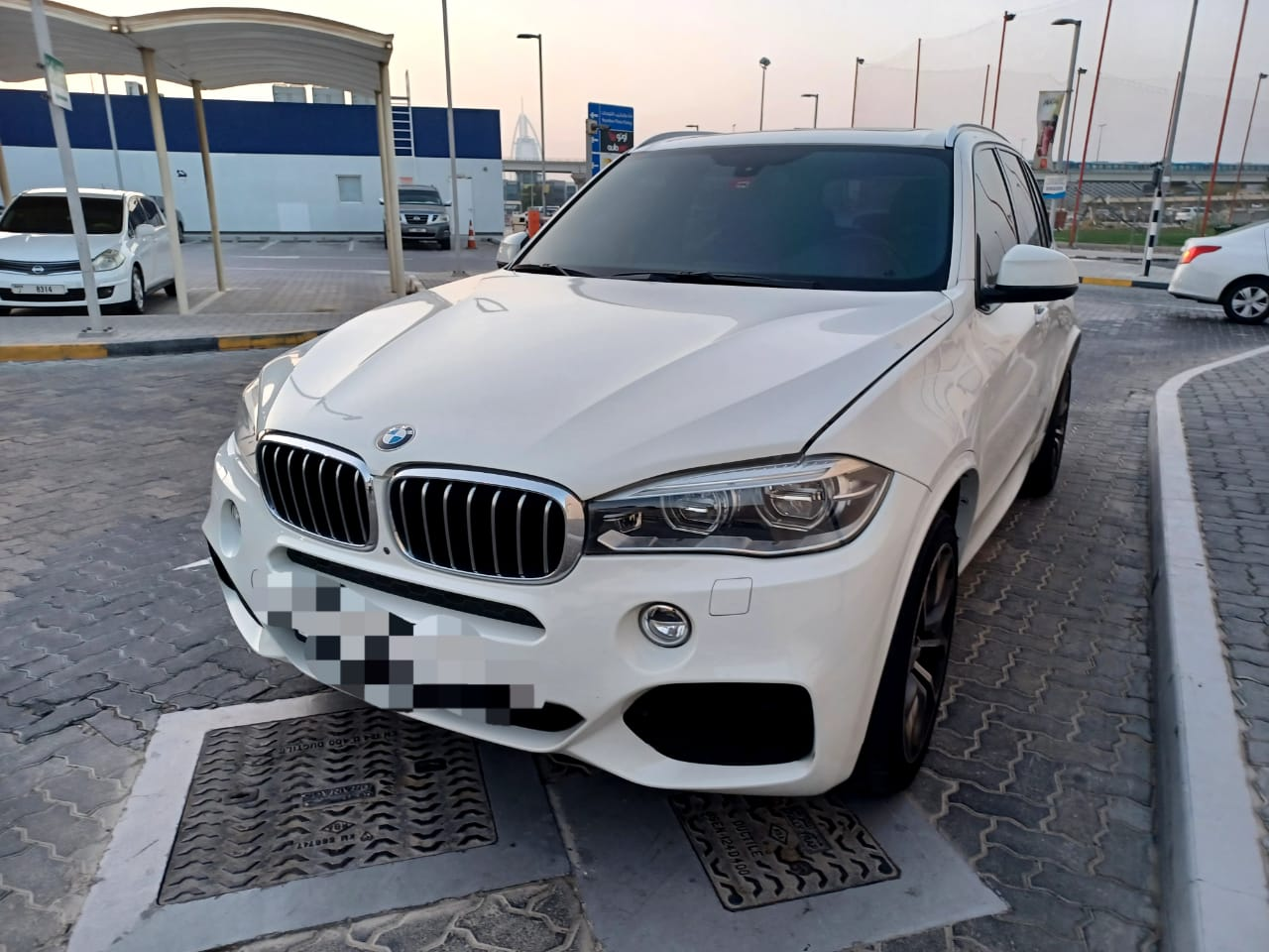 Used BMW X5 50i 2014 For Sale In Dubai