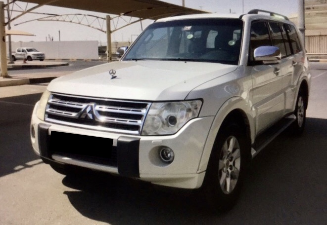 Used Mitsubishi Pajero 3.5 2011 For Sale In Dubai
