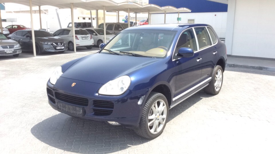 Used Porsche Cayenne S 2006 For Sale In Dubai