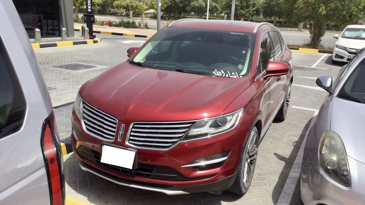 Used Lincoln MKC 2.3 EcoBoost 2015 For Sale In Dubai