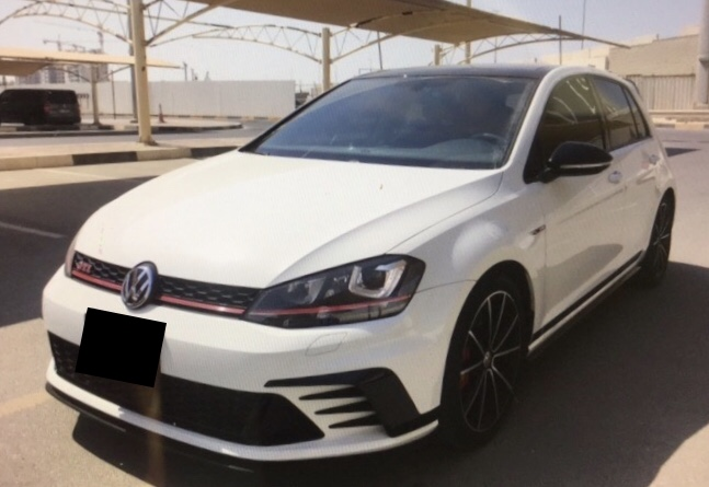 Used Volkswagen Golf GTI Clubsport 2017 For Sale In Dubai