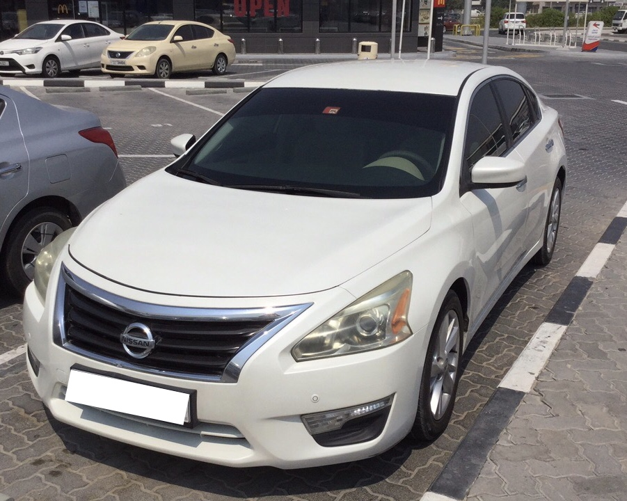 Used Nissan Altima 3.5 SV 2013 For Sale In Dubai