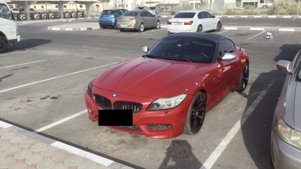 Used BMW Z4 3.0 Convertible 2013 For Sale In Dubai