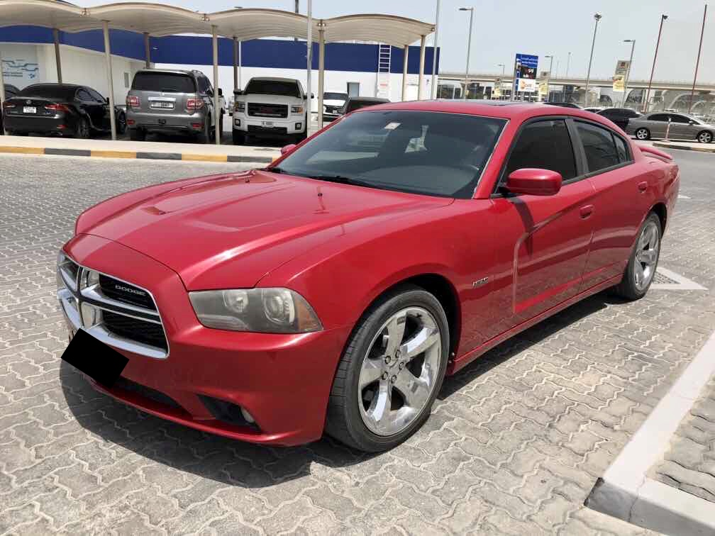 Used Dodge Charger V8 2012 For Sale In Dubai