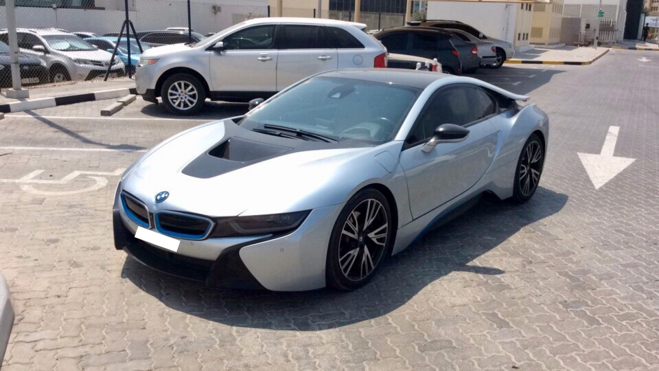 Used BMW i8 2015 For Sale In Dubai