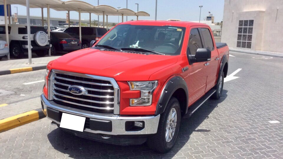 Used Ford F 150 2016 For Sale In Dubai