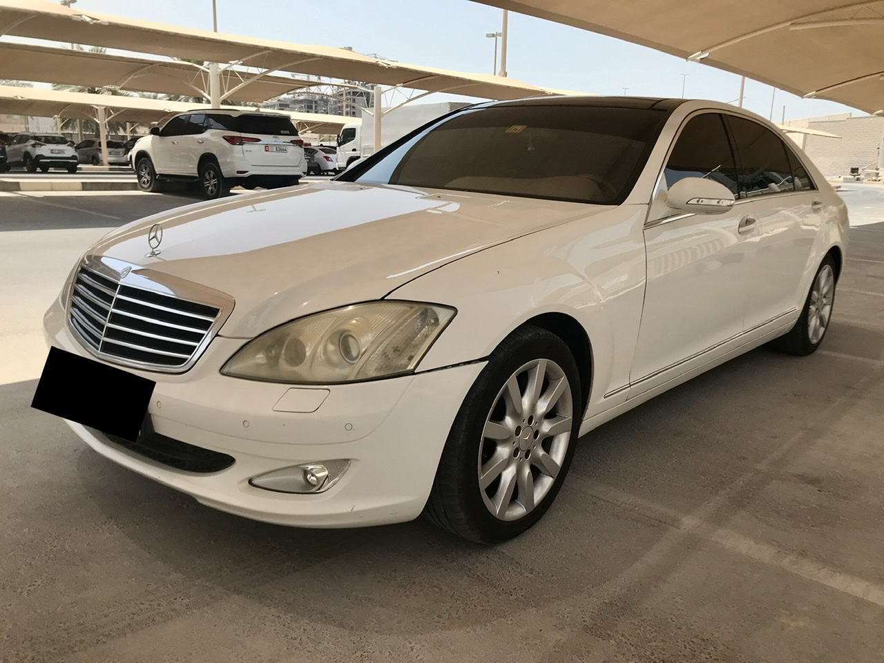 Used Mercedes-Benz S 350 2009 For Sale In Dubai
