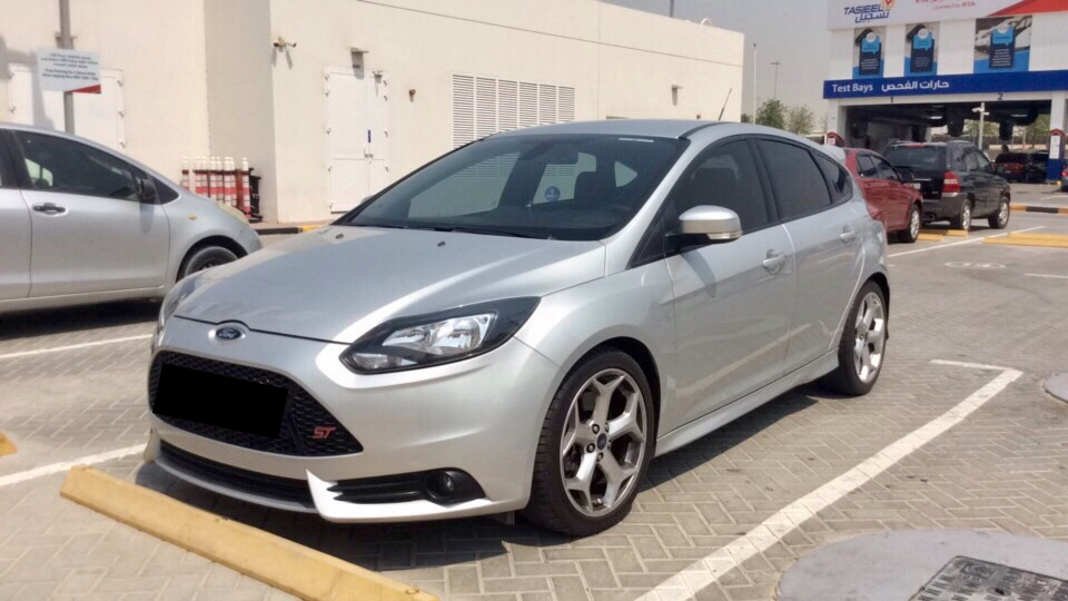 Used Ford Focus ST 2014 For Sale In Dubai