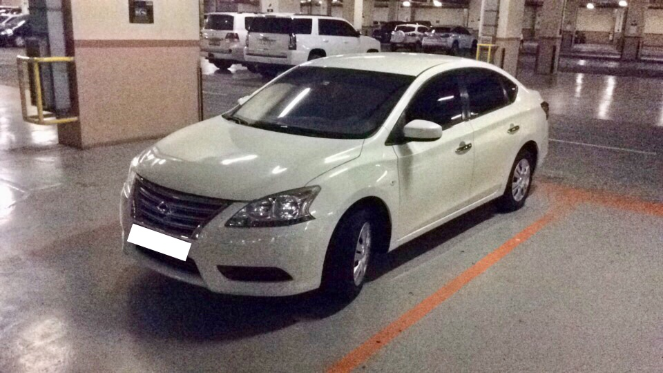 Used Nissan Sentra 1.6 S 2015 For Sale In Dubai