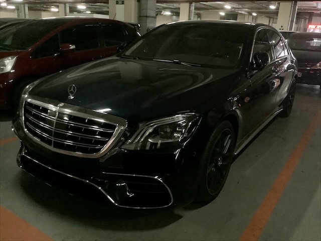 Used Mercedes-Benz S 500 2015 For Sale In Dubai