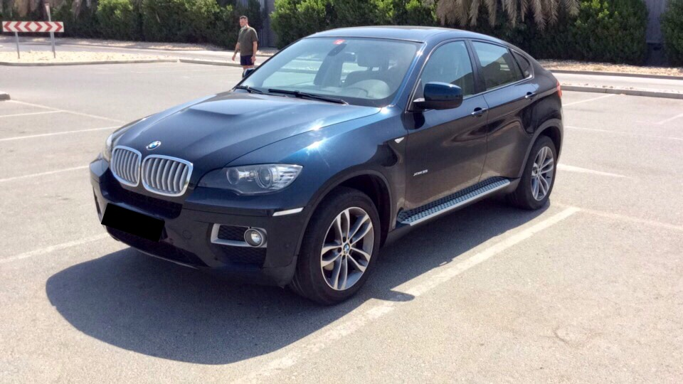 Used BMW X6 35 SP 2013 For Sale In Dubai