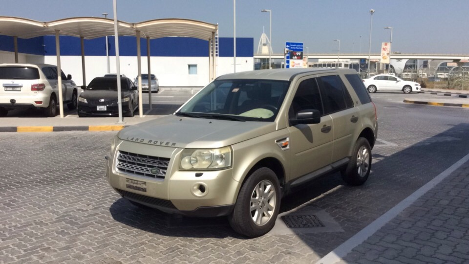 Used Land Rover LR2 2007 For Sale In Dubai