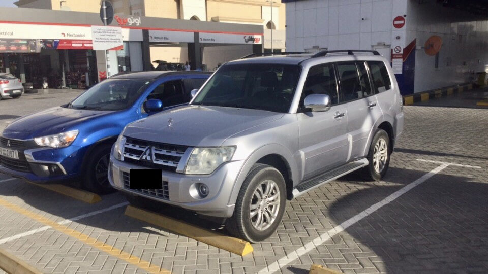 Used Mitsubishi Pajero 3.8 2014 For Sale In Dubai