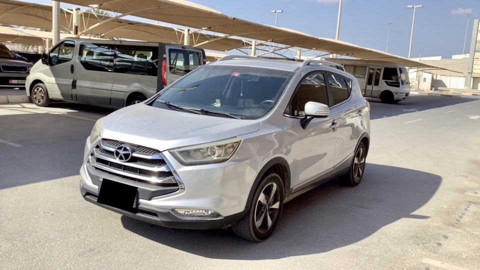 Used GAC GS3 2018 For Sale In Dubai