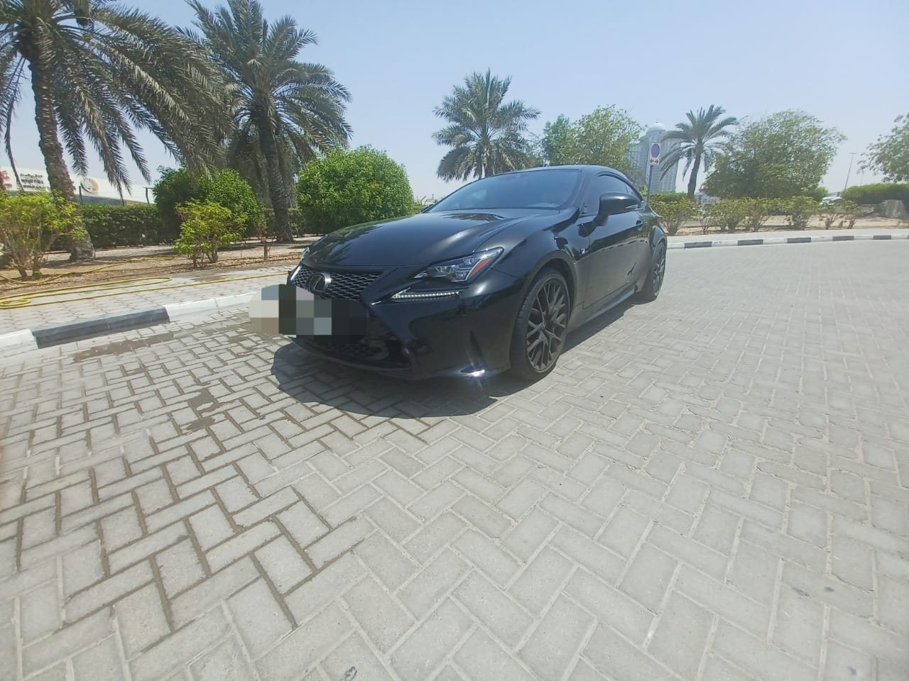 Used Lexus RC F-Sport Coupe 2015 For Sale In Dubai