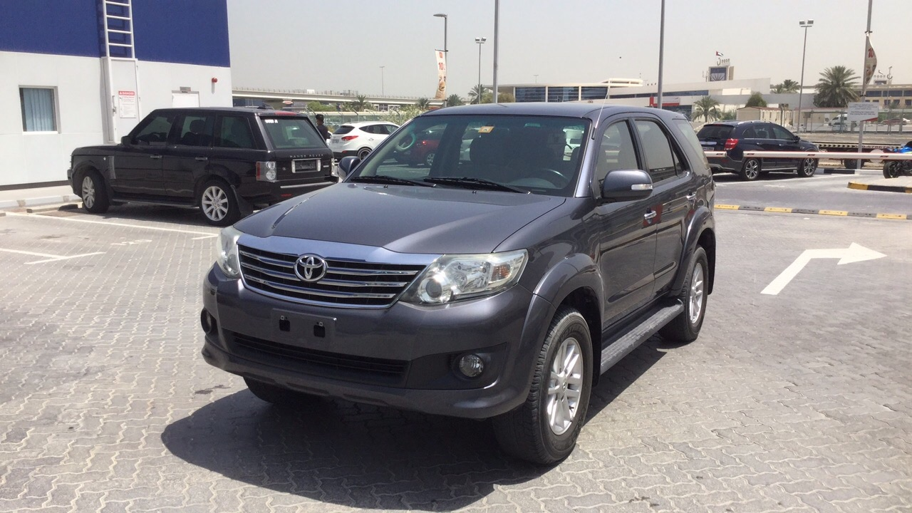 Used Toyota Fortuner 2.7L EXR 2014 For Sale In Dubai