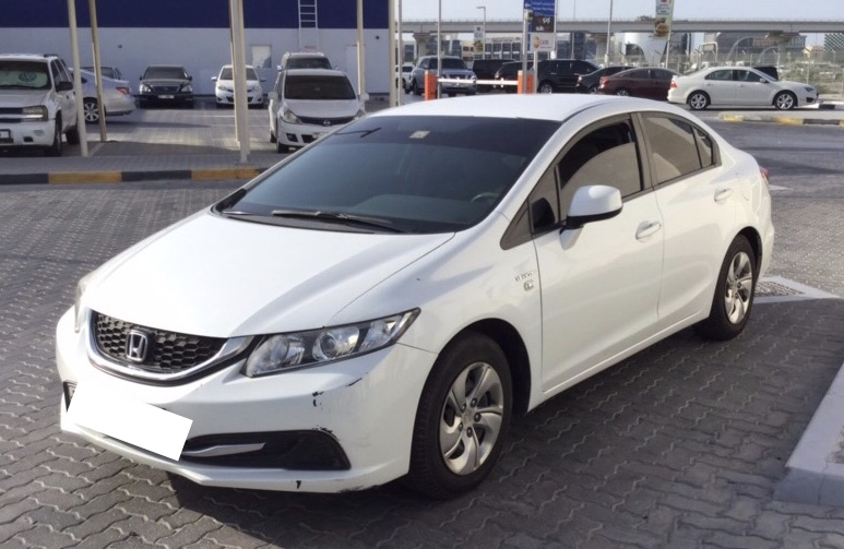 Used Honda Civic VTI 2014 For Sale In Dubai