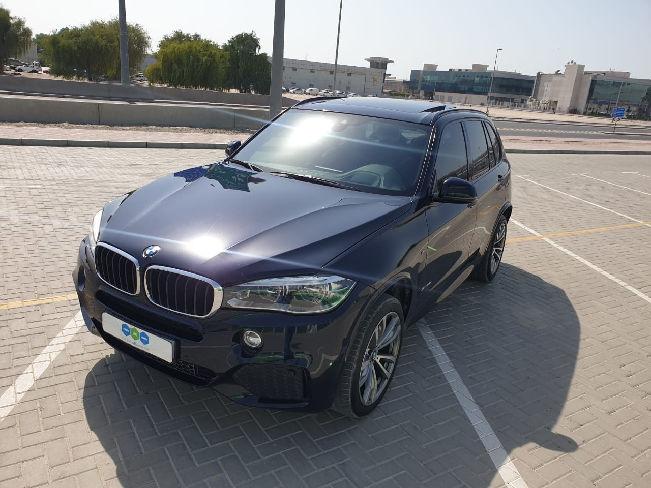 Used BMW X5 35i 2018 For Sale In Dubai
